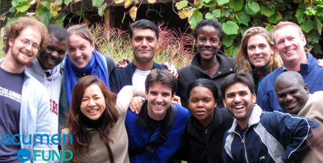 Acumen Fund - Global Fellow '2010