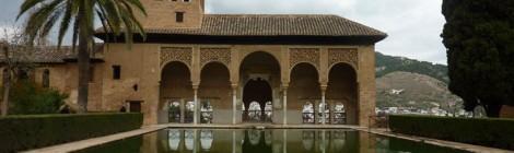 Blind in Granada...